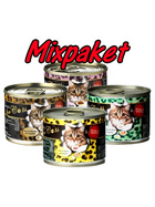 O´Canis for Cats Mixpaket 24 x 200g.