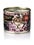 O´Canis for Cats Gans & Huhn mit Distelöl 6 x 200g.