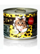 O´Canis for Cats Ente & Huhn mit Distelöl 6 x 200g.