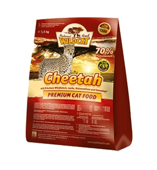 Wildcat Cheetah 500g.