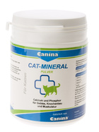 Canina Cat-Mineral Pulver 75g.