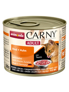 Animonda Carny Adult Rind & Huhn 200g.