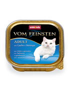 Animonda v. Feinsten Lachs & Shrimps 100g.