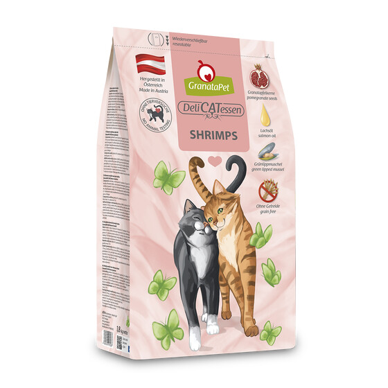 GranataPet Cat Adult Shrimps 2 kg.