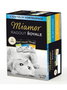 Miamor Ragout Royal Multipack 12 x 100g.-Beutel