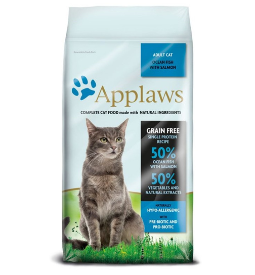 Applaws Cat Adult Seefisch mit Lachs 1,8kg.