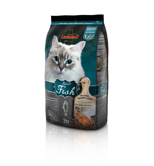 Leonardo Cat Adult Fish 2kg.