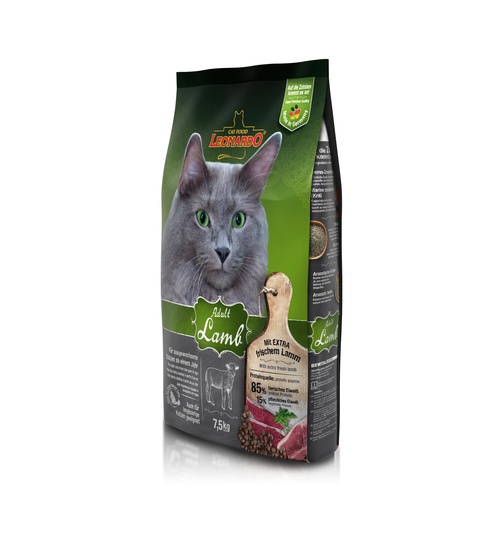 Leonardo Cat Adult Lamb 7,5kg.