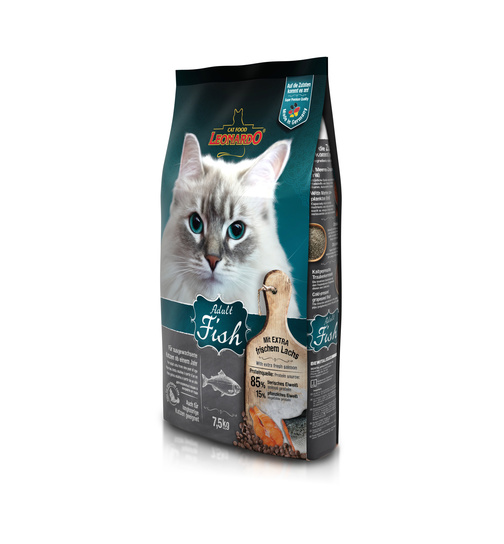 Leonardo Cat Adult Fish 7,5kg.