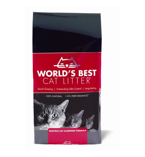 Worlds Best Cat Litter Multiple Cat 12,7kg.