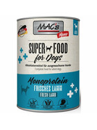 Macs Dog Sensitiv MONO Lamm 800g.