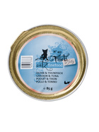 Catz Finefood Fillets No. 413 Huhn & Thunfisch 85g.