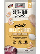 Macs Cat Ente & Shrimps 12x100g.