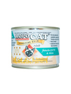 Ropocat Sensitive Gold Ente mit Hirse 6 x 200g.
