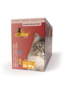 Catz Finefood Cat Multi-Pack 12 x 85g.-Beutel