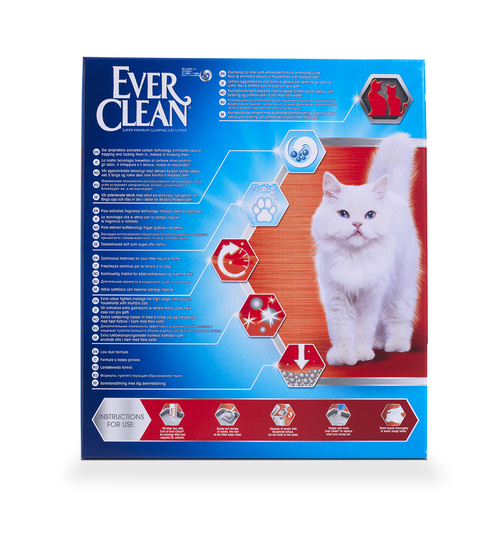 Ever Clean Cat Litter Multiple Cat 10ltr.