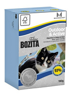 Bozita Cat Feline Outdoor & Active 190g. Tetra