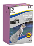 Bozita Cat Feline Sensitive Hair & Skin 16 x 190g.