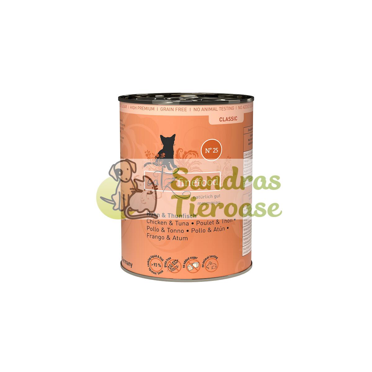 Grau Cat Food